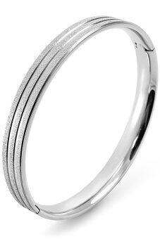 555jewelry กำไลสำหรับสุภาพบุรุษและสุภาพสตรี รุ่น MNC-BG184-A