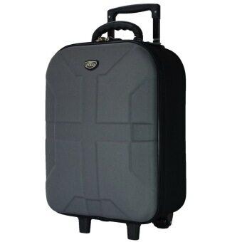 Romar Polo กระเป๋าเดินทางล้อลาก 18 นิ้ว B-Plus Code 13918-2 (Grey)