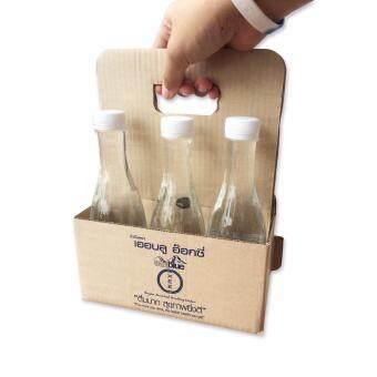 eaublue OXEEE น้ำดื่มออกซิเจน เพื่อสุขภาพ 350 ml. x 6 ขวด บรรจุในกล่องหูหิ้ว (image 3)