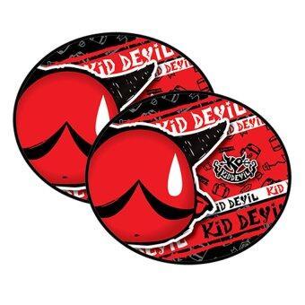 Kid Devilม่านบังแดดด้านข้างKid Devil 3Dแพคคู่