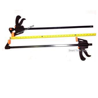 SANKI Quick bar clamp ปากกาจับเร็ว 24 นิ้ว / 2 อัน