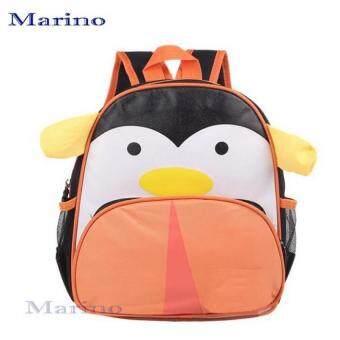 Marino กระเป๋า กระเป๋าเป้ กระเป๋าเป้สะพายหลังสำหรับเด็ก No. 2013 - รูปแพนกวิน