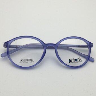 DJ Frank TR90 กรอบแว่นสายตาเกาหลี รุ่น 1019 สีฟ้า