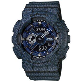 CASIO นาฬิกาข้อมือ - BA-110DC-2A1