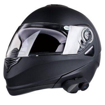 Babybear Helmet Bluetooth Headset บูลทูธติดหมวกกันน็อค (Black)