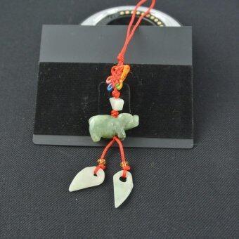 Pearl Jewelry หยกแก้ชง หยกมงคล ในปี 2560 สำหรับผู้เกิดปีชวด (หนู) J01