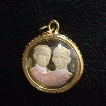 Pearl Jewelry เหรียญกษาปณ์ 2 บาท สองพระองค์ พศ.2537