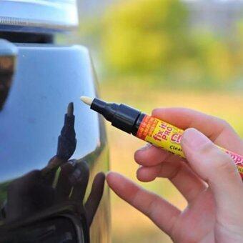 ปากกาลบรอยขีดข่วนรถยนต์ มอเตอร์ไซค์ สำหรับรถยนต์ทุกประเภท Fix it Pro