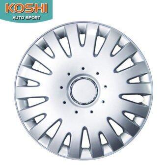 Koshi wheel cover ฝาครอบกระทะล้อ 14 นิ้ว ลาย 5060 (4ฝา/ชุด)