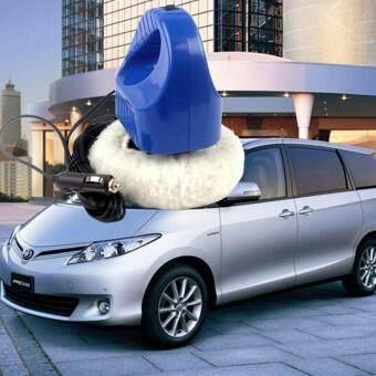 Hayashi-เครื่องขัดสีรถ ขัดพื้น ขัดเคลือบเงา Waxing Machine Car Polishing Machine (Blue)