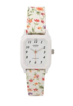 Casio นาฬิกาข้อมือผู้หญิง รุ่น LQ-142LB-7B