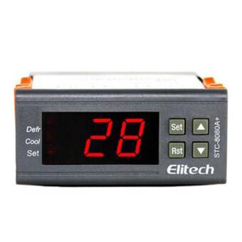 ed450db8a8 Elitech Stc-8080a+ 220v Microcomputer Temperature pengawas kontroler (Intl)