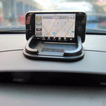 แท่นยางกันลื่นสำหรับวางโทรศัพท์มือถือในรถ อย่างดี