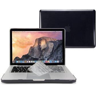 GMYLE เคส MacBook Pro 13 นิ้ว CD-Drive (สีดำ)