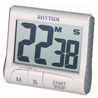 RHYTHM นาฬิกาจับเวลาถอยหลัง COUNT-DOWN TIMER Digit LCT013-R03 - White