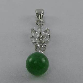 Pearl Jewelry จี้ห้อยคอหยกห้อย PD21