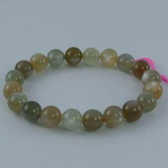 Pearl Jewelry กำไลหินมูนโตน M1