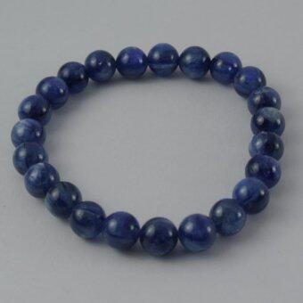Pearl Jewelry กำไลหินไคยาไนท์ A17