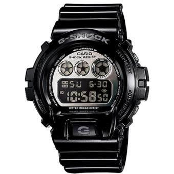 Casio G-Shock นาฬิกาข้อมือผู้ชาย สายเรซิ่น รุ่น DW-6900NB-1 - สีดำ