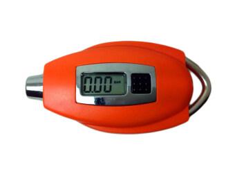 Digital เกจ์วัดลมยาง ดิจิตอล Tyre Pressure Gauge (orange)