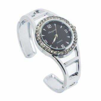 Chaoyada นาฬิกาแฟชั่นผู้หญิง CL9-B (Black)