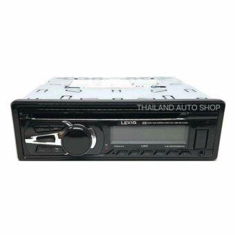 Lexia เครื่องเล่นDVD USB SD Card FM ติดรถยนต์ LX-DVD3944(3911) (image 1)