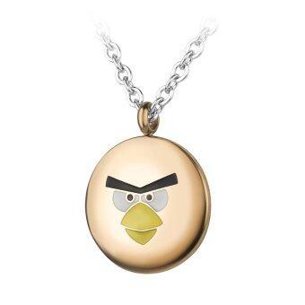 555jewelry จี้น่ารักพร้อมสร้อย รุ่น FSNK13-C สี Pink Gold