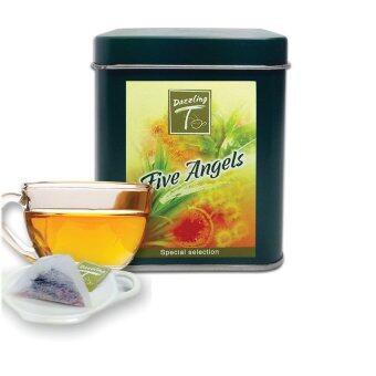 Dazzling-T ชาสมุนไพร 5 นางฟ้า (5 Angels Mixed Herbal Tea)