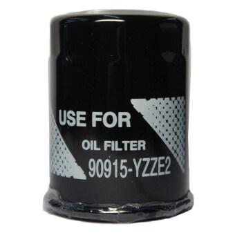 WASABI กรองน้ำมันเครื่อง USE FOR TOYOTA CAMRY #YZZE2 (Black)