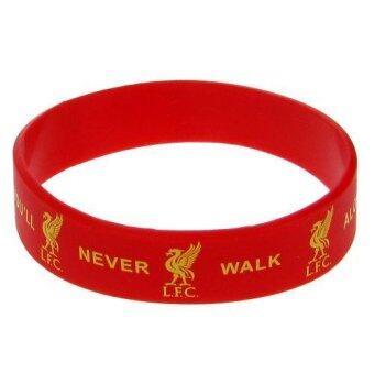Liverpool FC สายรัดข้อมือ ลิเวอร์พลู สีแดง