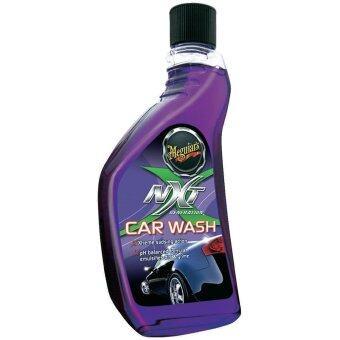 Meguiar's G12619 NXT Generation Car Wash แชมพูล้างรถสูตรโพลิเมอร์สังเคราะห์ขนาด 562 มล.