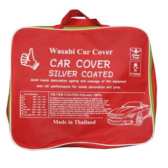 WASABI ผ้าคลุมรถ Silver Coated 100% Size รถตู้