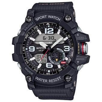 สินค้ายอดนิยม S SPORT นาฬิกาข้อมือ กันน้ำได้ ใส่ได้ทั้งชายและหญิง - GP9214 เปรียบเทียบราคา