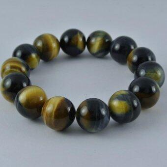 Pearl Jewelry กำไลหินไทเกอร์อายส์ A40