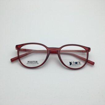 DJ Frank TR90 กรอบแว่นสายตาเกาหลี รุ่น 1013 สีแดง
