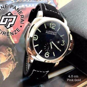 นาฬิกาข้อมือ LUMINOR PinkGold