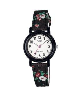 Casio Standard นาฬิกาข้อมือผู้หญิง สายเรซิน รุ่น LQ-139LB-1B2