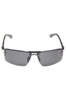 Sanwood แว่นสี่เหลี่ยมของนักบินขับไล่ชายประมงแว่นตากันแดดสีดำ