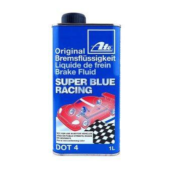 ATE น้ำมันเบรค DOT4 SUPER BLUE RACING 1 ลิตร