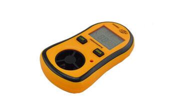 GM8908 Airometer Digital indoor/outdoor WindSpeed meter Anemometer Thermometer WindSpeed Temperature Meter anemoscope