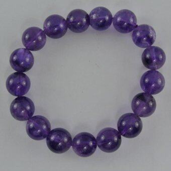 Pearl Jewelry กำไลหินอเมทิส A47