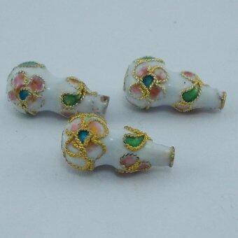 Pearl Jewelry ลูกปัดกังใสจีนลงยา Pendant 10