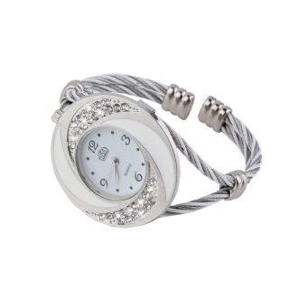 นาฬิกาข้อมือสตรี นาฬิกาข้อมือ นาฬิกาแฟชั่น Bracelet Watch