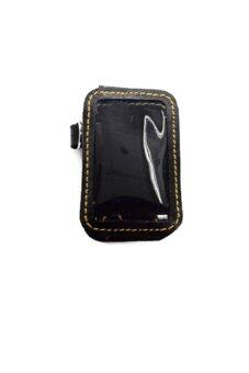 iruach leather ซองหุ้มรีโมทรถยนต์ รุ่น RM-005 (สีดำ)