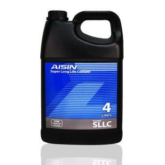 AISIN น้ำยาป้องกันสนิมหม้อน้ำ 4 ลิตร