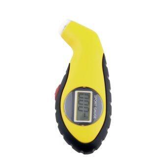 โอ้ลมยางยางดิจิตอลแอลซีดีทดสอบเครื่องมือเครื่องวัดความดันสำหรับยานยนต์รถจักรยานยนต์รถ