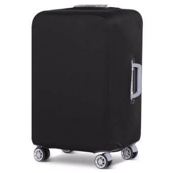 ผ้าคลุมกระเป๋าเดินทางแบบยืดเพิ่มความหนาหูหิ้วขวาซ้าย L26-28'