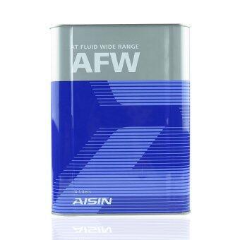 AISIN น้ำมันเกียร์ AFW DEXRON III 4 ลิตร