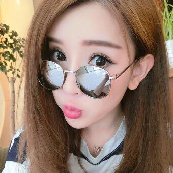 KPshop แว่นกันแดดผู้หญิง แว่นตาแฟชั่น แว่นตาเกาหลี รุ่น LG-018