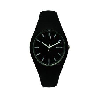 StoretexWatch นาฬิกาข้อมือ รุ่น VIKEC WATCH สีดำ